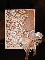 Нежные кружева - Чайная книга  - подарочный набор с кофе №69